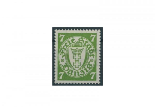 Briefmarke Deutsches Reich Einzelausgabe Danzig 1920-1939 Michel-Nr. 236a gestempelt