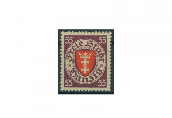 Briefmarke Deutsches Reich Einzelausgabe Danzig 1920-1939 Michel-Nr. 269 gestempelt