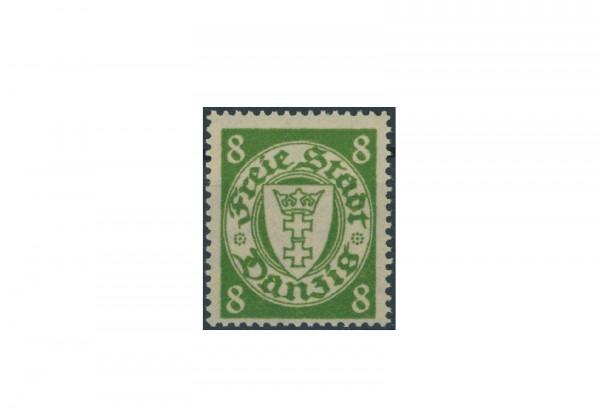Briefmarken Deutsches Reich Einzelausgaben Danzig 1920-1939 Michel-Nr. 273 gestempelt
