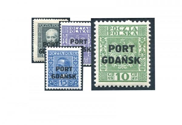 Port Gdansk DeLuxe-Set:
