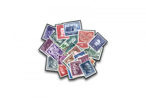 Briefmarken Deutsches Reich Generalgouvernement 50 Marken postfrisch und gestempelt