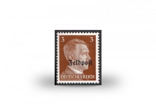 Briefmarke Deutsches Reich Feldpost Ruhrkessel Michel-Nr. 17 postfrisch
