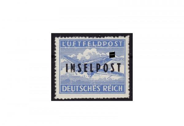 Deutsches Reich Michel-Nr. 8 B I Feldpost Rhodos postfrisch und geprüft