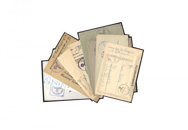 Briefe Deutsches Reich Feldpost 1939-1945