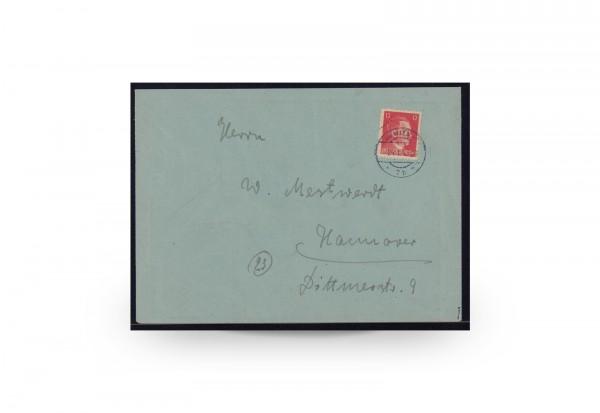 Briefmarke Deutsches Reich 1944/45 Michel-Nr. 16 gestempelt Fotoattest