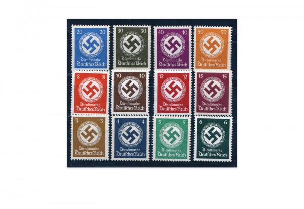 Deutsches Reich Mi.Nr. D 132/143 postfrisch