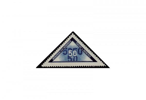 Böhmen und Mähren Zustellungsmarke Michel Nr. 52 postfrisch