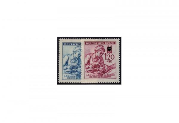 Böhmen und Mähren Rotes Kreuz Michel Nr. 111 bis 112 postfrisch