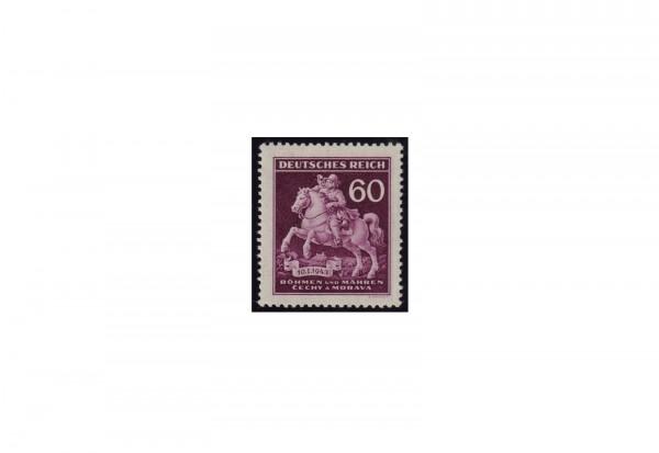 Böhmen und Mähren Tag der Briefmarke Michel Nr. 113 gestempelt