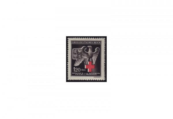Böhmen und Mähren Rotes Kreuz Michel Nr. 132 gestempelt