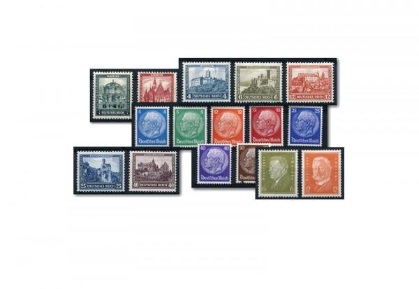 Deutsches Reich Jahrgang 1932 Mi.Nr. 463/478 postfrisch