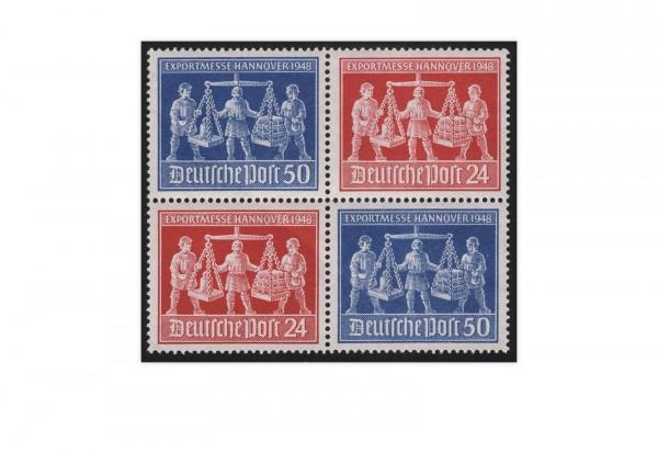 Alliierte Besetzung Exportmesse Hannover Mi.Nr. 969/970 VZd 1 postfrisch