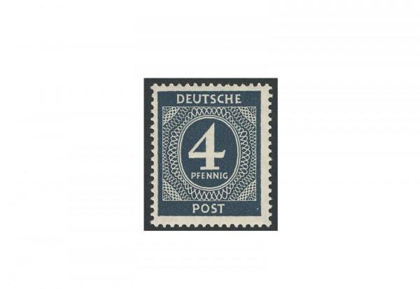 Briefmarke Alliierte Besetzung Kontrollrat I 1946 Michel-Nr. 914 b postfrisch