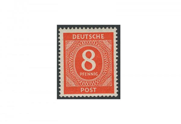 Briefmarke Alliierte Besetzung Kontrollrat I 1946 Michel-Nr. 917 c postfrisch