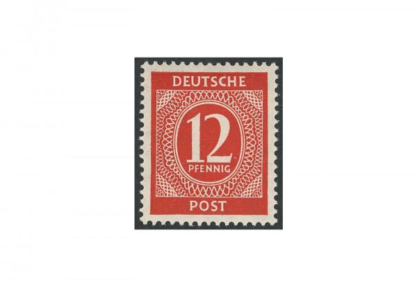 Briefmarke Alliierte Besetzung Kontrollrat I 1946 Michel-Nr. 919 b postfrisch