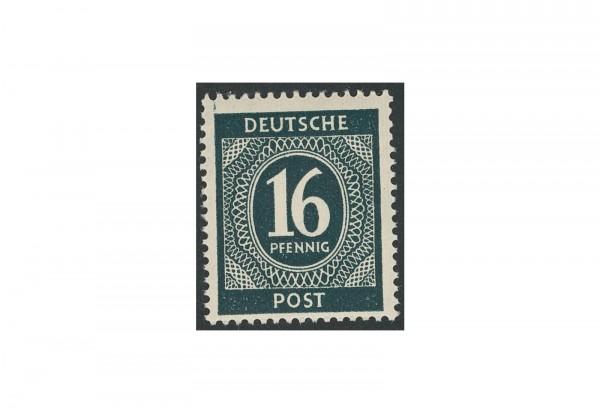 Briefmarke Alliierte Besetzung Kontrollrat I 1946 Michel-Nr. 923 a postfrisch