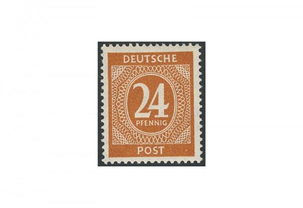 Briefmarke Alliierte Besetzung Kontrollrat I 1946 Michel-Nr. 925 b postfrisch