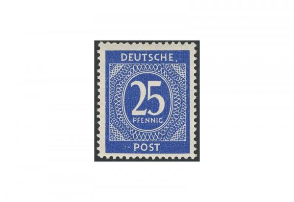 Briefmarke Alliierte Besetzung Kontrollrat I 1946 Michel-Nr. 926 b postfrisch