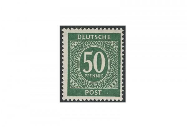 Briefmarke Alliierte Besetzung Kontrollrat I 1946 Michel-Nr. 932 b postfrisch