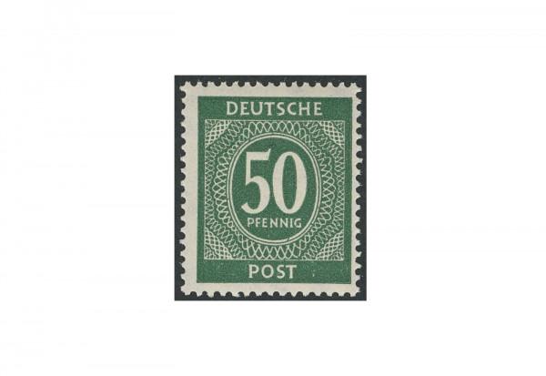 Briefmarke Alliierte Besetzung Kontrollrat I 1946 Michel-Nr. 932 c postfrisch