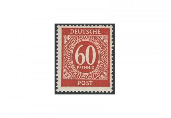 Briefmarke Alliierte Besetzung Kontrollrat I 1946 Michel-Nr. 933 d postfrisch
