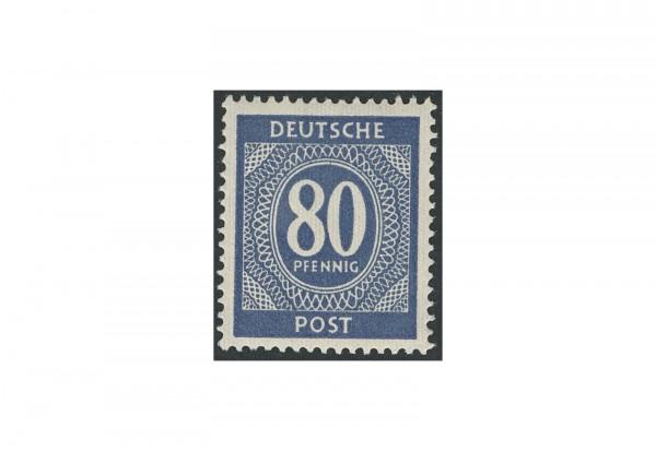 Briefmarke Alliierte Besetzung Kontrollrat I 1946 Michel-Nr. 935 b postfrisch
