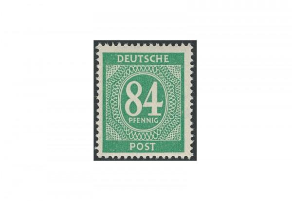 Briefmarke Alliierte Besetzung Kontrollrat I 1946 Michel-Nr. 936 b postfrisch
