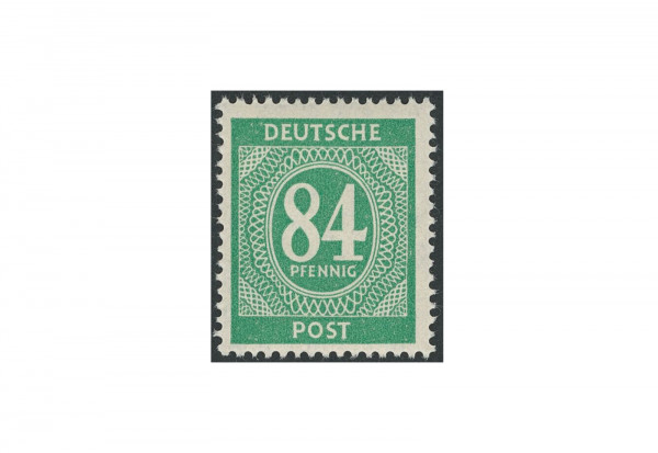 Briefmarke Alliierte Besetzung Kontrollrat I 1946 Michel-Nr. 936 d postfrisch