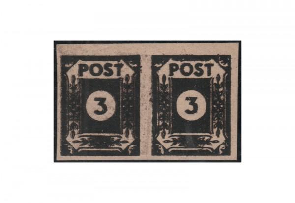 SBZ Freimarken: Ziffernserie 1945 Michel Nr. 51auy DD I postfrisch PA geprüft