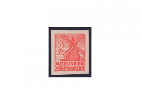 Briefmarken SBZ Abschied 1946 Michel-Nr. 34x postfrisch