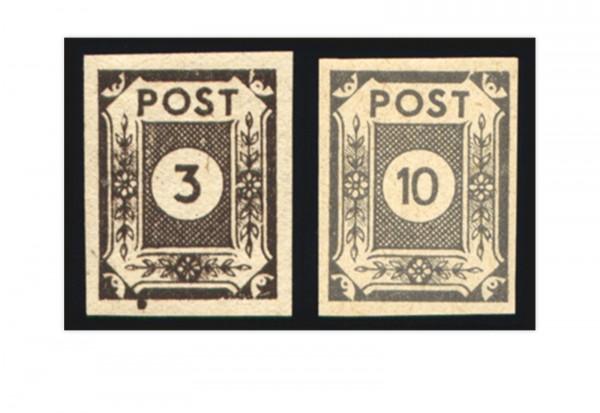 SBZ Mi.Nr. 51/52 x postfrisch