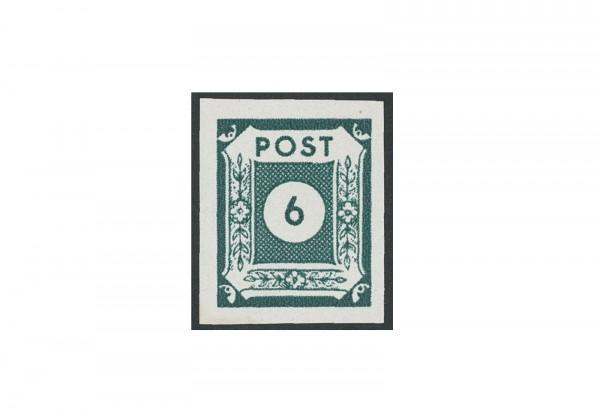 Briefmarken Freimarken SBZ 1945 Michel-Nr. 43 Ab postfrisch
