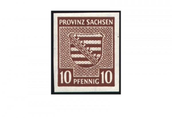 SBZ Briefmarke Mi.Nr. 72 postfrisch