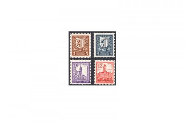 SBZ Michel-Nr. 150/155 X postfrisch