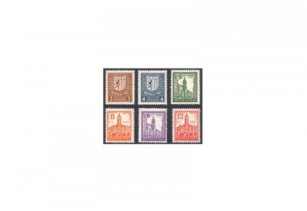 SBZ Mi.Nr. 150/155 Y postfrisch