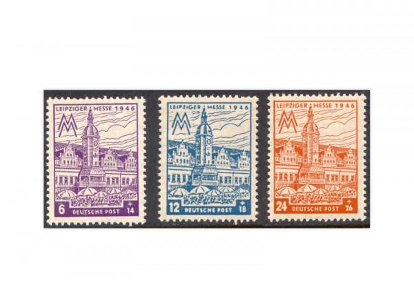 SBZ Michel-Nr. 162/164 AZ postfrisch