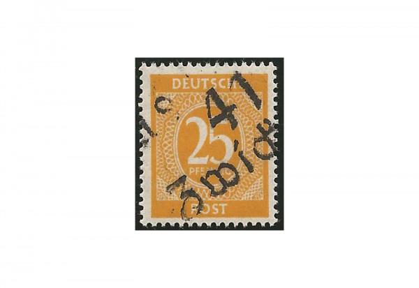 SBZ Bezirkshandel - Ziffernausgaben 1948 Michel Nr. I o gestempelt geprüft