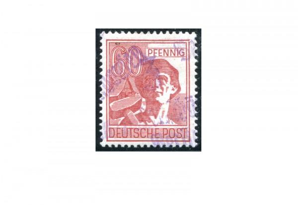 SBZ Bezirkshandstempel 1948 Bezirk 20 Halle Mi.Nr. 179 gestempelt geprüft