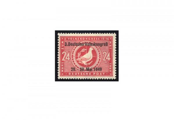 SBZ Briefmarken MichelNr. 233 postfrisch