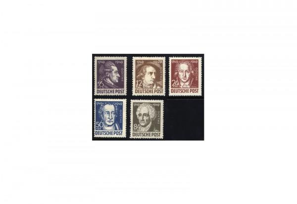 SBZ Michel-Nr. 234/238 postfrisch