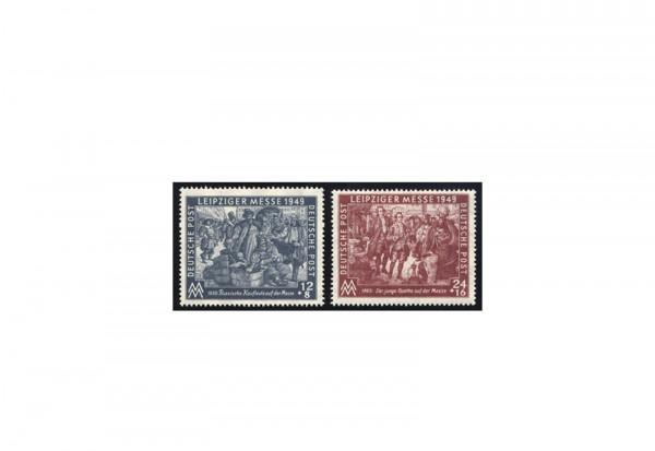 SBZ Michel-Nr. 240/241 postfrisch