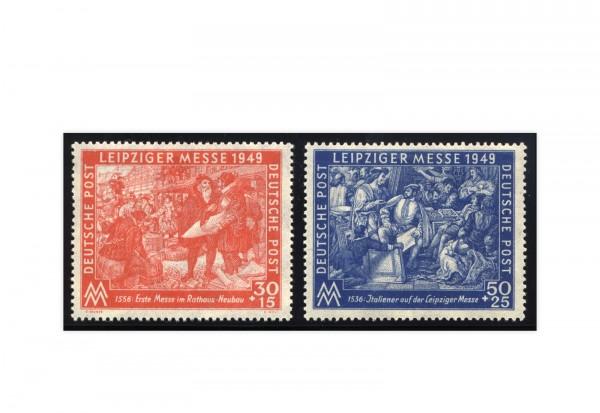 SBZ Michel-Nr. 230/231 postfrisch