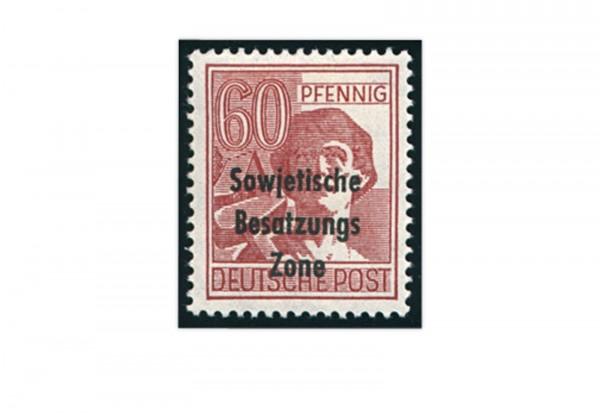 SBZ Michel-Nr. 195 gestempelt