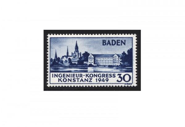 Baden Michel 46 I postfrisch