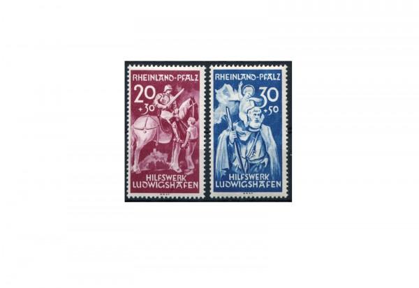 Rheinland Pfalz Mi.Nr. 30/31 postfrisch