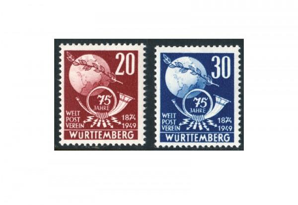 Württemberg Mi.Nr. 51/52 postfrisch