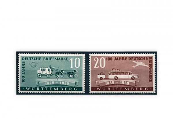 Französische Zone Württemberg Mi.Nr. 49/50 gestempelt
