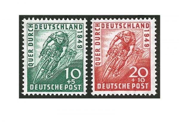 Bizone Michel-Nr. 106/107 a postfrisch