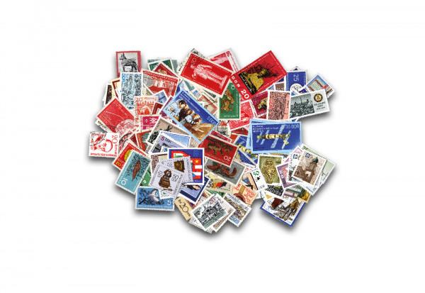 Briefmarken DDR Kollektion 1955-1990 1100 Briefmarken postfrisch und gestempelt