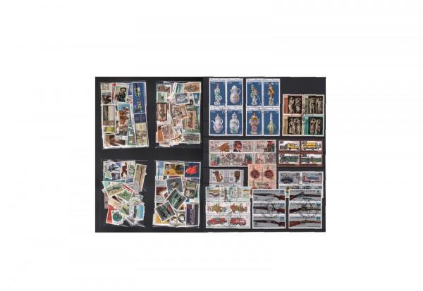 Briefmarken DDR Kollektion über 350 Marken gestempelt